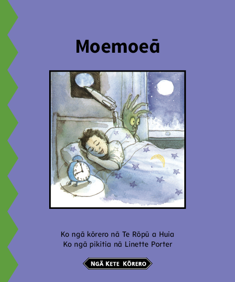 Moemoea EPUB cover