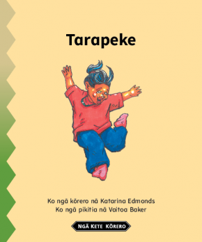 Tarapeke EPUB cover