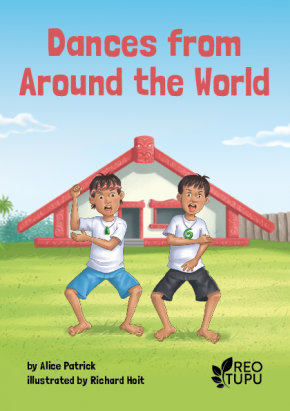 Dances Around the World ebook